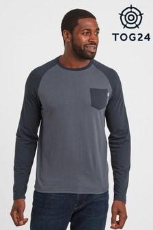 Tog 24 Kennett Mens Long Sleeve Raglan T-Shirt