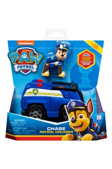 PAW Patrol Vehicle With Pup Chase
