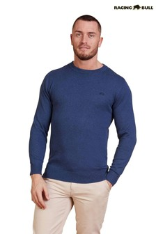 Signature Crew Neck Sweater Smart Denim