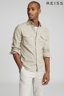 Reiss Duke Twin Pocket Overshirt