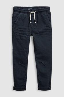Pantaloni skinny cu șiret (3-16ani)