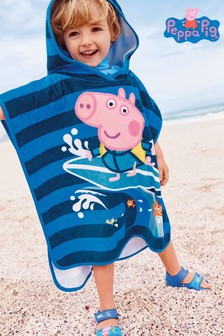 Peppa Pig™ George Poncho (9mths-6yrs)
