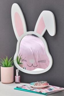 Bunny Rabbit Mirror