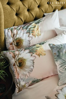 Set of 2 Ted Baker Woodland Floral Pillowcases
