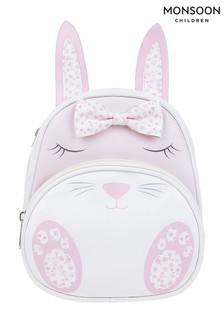 Monsoon Bunny Bow Backpack