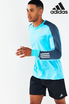 adidas Own The Run Long Sleeved T-Shirt