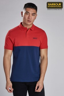 Barbour® International Lava Cotter Polo