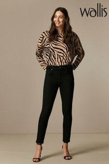 Wallis Black Skinny Jeans