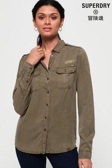 Superdry Ramona Military Shirt