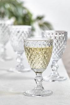 Bryant Set of 4 Wine Glasses