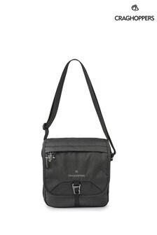 Craghoppers Black Cross Body Bag