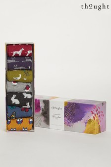 Thought Fauna Fauna Sock Pack