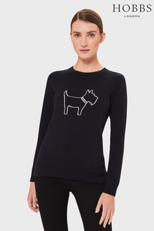 Hobbs Blue Katy Sweater