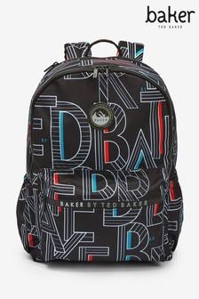 Baker by Ted Baker Printed Backpack