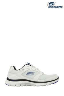 Skechers® White Flex Advantage 4.0 Trainers