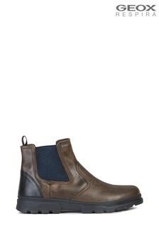 Geox Men's Clintford Brown Boot