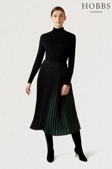 Hobbs Black Tasha Skirt
