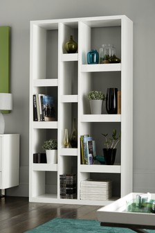 Logan Tall Shelves