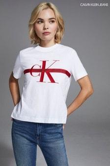 Calvin Klein Jeans Taping Monorgram T-Shirt