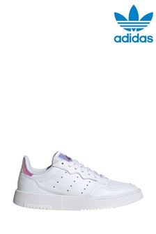 adidas Originals Iridescent Supercourt Youth Trainers