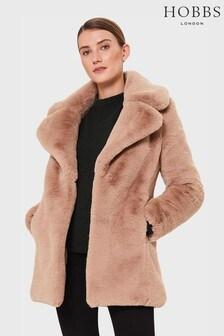 Hobbs Neutral Bethany Coat