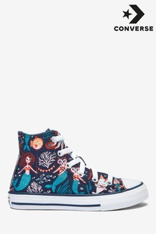 Converse Youth Mermaid Trainers