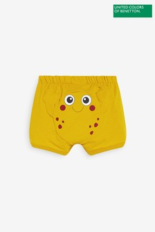 Benetton Animal Bottom Shorts