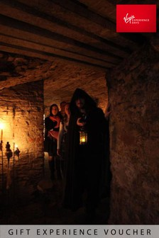 Ghostly Edinburgh Underground Vault Tour For Two Gift Experience by Virgin Experience Days