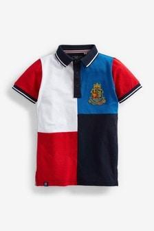 Harlequin Polo Shirt (3-16yrs)