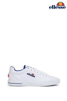 Ellesse™ Text Taggia Leather Trainers