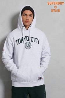 Superdry City College Box Hoody