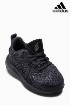adidas Black Alpha Bounce