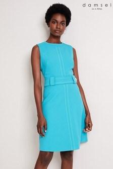 Damsel In A Dress Sara-Marie Belted Dress