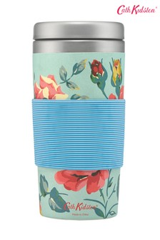 Cath Kidston® Pembroke Rose Bamboo Travel Mug