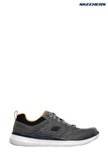 Skechers® Grey Delson 2.0 Kemper Trainers