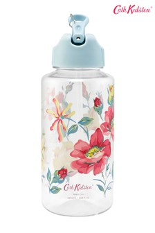 Cath Kidston® Pembroke Rose 1L Water Bottle