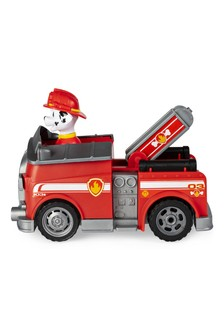 PAW Patrol Vehicle With Pup Marshall