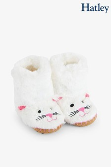 Hatley Kids LBH Cat Slippers