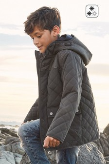 Quilted Heritage Jacket (3-16yrs)