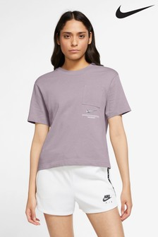 Nike Swoosh Oversized T-Shirt