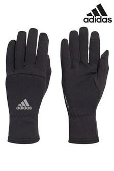 adidas Black Climawarm Gloves