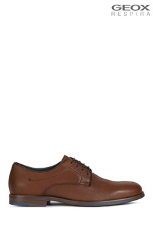 Geox Men's Bayle Brown Shoes