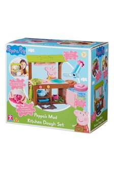 Peppa Pig™ Mud Kitchen Dough Set
