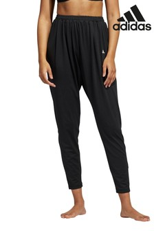 adidas Black Yoga Pants