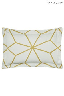Harlequin Axal Geo Cotton Pillowcase