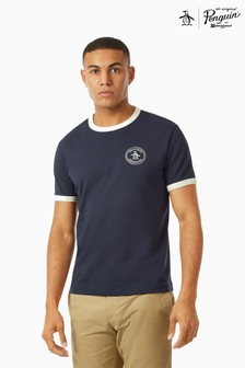 Original Penguin® Stamp Logo T-Shirt