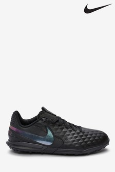 Nike Black Tiempo Academy Turf Junior & Youth Football Boots