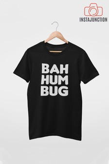 Bah Humbug T-Shirt by Instajunction