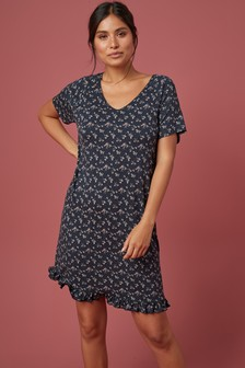 V-Neck Nightie