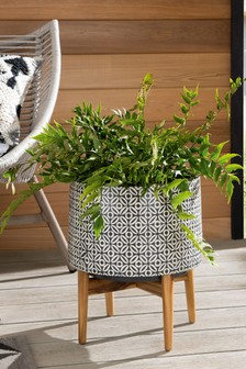 Planter On Stand